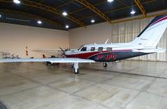PP-JPC, Piper PA-36-500P,Meridian (wellingtonfrancisco) Tags: ppjpc piperpa36500p meridian aeroporto de patos minasmg