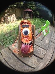 Gamusino#113 #agelo #grandpapa #nono #gamusinos #spray #lata #baratolo #arte #art #reciclados #reciclaje #recycled #recycle #color #colour #cllapscreazioni #madera #legno #funcional #artistatwork #handmade #love #planet #planeta #figura (CR3PS) Tags: color colour art love madera arte recycled handmade spray planet recycle nono grandpapa lata legno artistatwork planeta reciclaje figura reciclados funcional agelo baratolo gamusinos cllapscreazioni