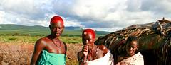 Giovani Samburu (yrotori2) Tags: voyage africa travel face faces kenya outdoor persone afrika viaggio visage youngpeople afrique giovani volti jeunes visages volto allaperto