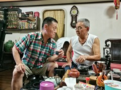 Teamate (Alfred Life) Tags:    friend grandfather