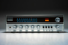 The Fisher 201 Futura Stereo Receiver (oldsansui) Tags: 1970 1970s audio classic fisher retro radio old seventies sound stereo receiver vintage hifi design music 70erjahre futura amp amplifier elac averyfisher 1972 thefisher