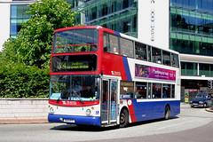4298 - BU51 RYF (Solenteer) Tags: volvo birmingham alexander westmidlandstravel travelwestmidlands 4298 alx400 b7tl bu51ryf