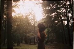 Blurred (AKproject) Tags: light film blurry moody 1000 exacta vx
