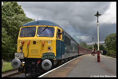 No 56006 10th July 2016 ELR Diesel Gala (Ian Sharman 1963) Tags: no 56006 10th july 2016 elr diesel gala class engine railway rail railways train trains loco locomotive passenger heritage line heywood bury bolton street station ramsbottom rawtenstall 56 east lancashire