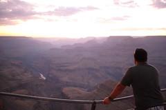 Lipan Point - Grand Canyon (Ant_Man1120) Tags: canon az grand canyon national park colorado river cliff sky cloud outdoor hill landscape mountainside tree dead third rule thirds t1i 500d dslr 24 24mm stm pancake prime 28 f28 efs storm sun set sunset arizona