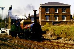 Lion, Rainhill 150 (chromaphoto.co.uk) Tags: train manchester hotel clayton lion railway steam vale 150 stevenson brewery heath rocket trials wilsons newton rainhill
