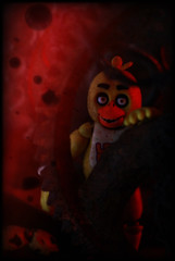 Funko Five Nights at Freddy's - Chica (Ed Speir IV) Tags: funko fivenightsatfreddys five nights freddys freddy chica chicken horror survival mrcupcake mr cupcake diorama scary spooky evil monster robot robotic animatronic animatronics video game videogame enemy toy toys actionfigure action figure figures toyphotography figurephotography photography macro dark darkness puppet blood bloody nightmare