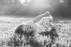 The living is easy (Explore 20/7/2016) (markfly1) Tags: light sunset sun playing girl grass children fun happy 50mm nikon soft glow child image little gorgeous bathed d750 delicate setting uncomplicated