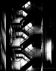 Nightscapes, Tokyo (jev) Tags: leicam9 noctiluxm50mmf095asph noctilux architectural architecturaldetail architecture blackandwhite building concept concepts conceptual edifice edifices filmnoir form igjapan japan latenightstories leica leicaimages light lighting lines mono monochrome nightlights nightphotography nightscapes nocti shadow shadowed simple simplicity stairs stairway structures tokyo