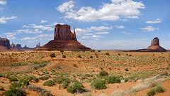 The Mittens (nfin10) Tags: park arizona monument tribal valley fujifilm navajo mittens buttes xt1