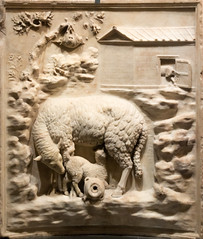 IMG_0101 (jaglazier) Tags: 1stcenturybc1stcenturyad 2016 72316 altars animals architecturalelements architecture buildings bulls campania caves copyright2016jamesaglazier deciduoustrees fertility grecoroman imperial italy july mammals museoarcheologiconazionale museoarcheologiconazionaledinapoli naples napoli national nationalarchaeologicalmuseum nazionale palestrina praeneste religion religions republican rituals rockformations rocks sheep stonesculpture trees archaeology art crafts ewes highrelief lambs reliefs rural rustic sculpture suckling