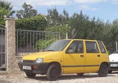Daewoo Tico (Fuego 81) Tags: daewoo tico st569zk trogir croatia