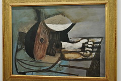 """Mandoline, compotier, bras de marbre"", 1925, Pablo Picasso (1881-1973), Muse Ludwig, Cologne, Rhnanie du Nord-Westphalie, Allemagne. (byb64) Tags: museludwig peterludwig museumludwig cologne kln colonia rhnaniedunordwestphalie nordrheinwestfalen northrhinewestphalia renaniadelnortewestfalia renaniasettentrionalevestfalia rhnanie rhineland rheinland renania ville allemagne deutschland germany germania alemania europe europa eu ue rfa nrw stadt ciudad town citta city muse museum museo artmoderne xxe 20th artcontemporain picasso pablopicasso mandolinecompotierbrasdemarbre cubisme cubiste tableau painting cuadro naturemorte stilllife stillleben bodegn naturamorta objets things cosas objetos"
