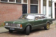 1971 Ford Taunus 1600 XL Coup (rvandermaar) Tags: 1971 ford taunus 1600 xl coup 5971rx sidecode2 fordtaunus coupe fordtaunustc1 fordtaunuscoup