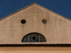 Cracovia (dokusha.san) Tags: polonia poland synagoga izaaka kazimierz cracovia krakow cracow face cara arquitectura detail detalle