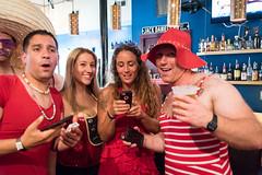 160528-CLH3-014 (Nocturnal Mission) Tags: carolinalarrikinsh3 hashhouseharriers northcarolina onon reddressrun beer circle drinkingclubwitharunningproblem flour haberdashery halfminds hash hashing runners running shenanigans songs trail walkers walking raleigh