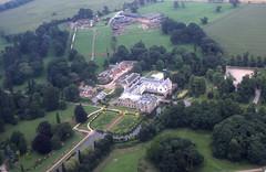 John Ball aerial photo library (Warwickshire Wildlife Trust) (Warwickshire Wildlife Trust) Tags: a2000 coombeabbey coventryareamisc geotagged isolateddwelling parkorpublicopenspace parklandwithmaturetrees zcoombeabbeycountrypark zoneprincethorpelivinglandscape warwickshire england
