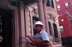 Union Street, Brooklyn (triebensee) Tags: fujicolorsuperia200 canonet ql17 40mm f17 selfdeveloped tetenal c41 film epsonv700