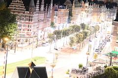 My first lomo@night (YDekkers) Tags: lomo lomography city citylife street streetsatnight light delfshaven