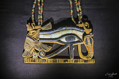 #19 (Tarek Ezzat) Tags: egypt egyptian museum pharaoh old      cairo revuenon lens 35105mm m42  canon eos 600d dslr    tutankhamun horus   eye  tomb