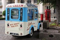 British scene (Tui_) Tags: icecream morris phonebox london