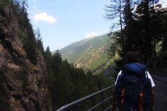papa (veridjana) Tags: frenchalps alps hiking mountains landscape summer montagne extrieur paysage