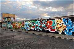 Aroma / Diet / Skay / Sime / Teach (Alex Ellison) Tags: aroma diet pfb skay sime gsd teach dds hackneywick eastlondon urban graffiti graff boobs