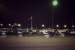 Hstar p rad (m.rsjoberg) Tags: dalatravet kvll evening blur motion rrelseoskrpa fs161016 rad fotosondag fotosndag trav rttvik trot trotting iphone6 hst horse