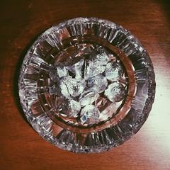 Crystal and kisses (Joe Papagoda) Tags: vsco stilllife crystal vintage servingdish candy silver secularhighlights vintagedishes hardlight papagoda