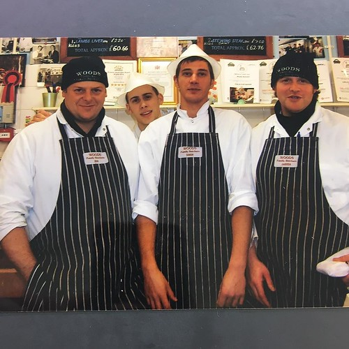 #butchers #woodsbutchers #tbt