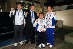 The KPC visits Korea House. (PyeongChang2018_kr) Tags: kpc koreahouse pocog pyeongchang2018 pyeongchang 평창올림픽 코리아하우스 이희범
