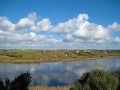 IMG_0473 - wwf - riserva del lago preola e gorghi tondi (molovate) Tags: sfondo paesaggio panorama tafme wwf sicilia nuvole volate lago preola gorgo mazaradelvallo molovate trapani campagna