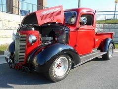 1937 GMC Pickup (splattergraphics) Tags: 1937 gmc pickup truck custom hotrod carshow churchoftheholydonut burtonsvillemd