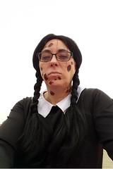 20161001_154054 (Lindeeto1287) Tags: asbury park zombie walk 2016 wednesday addams