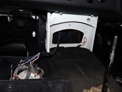 1972 MGB GT Refitting the Demister Tubes (longsheds) Tags: 1972 mgb mgbgt demistertubes heater