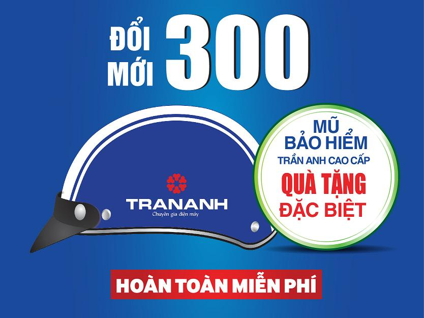 Trần Anh khuyến mại sâu dịp khai trương trung tâm mới tại Quảng Trị