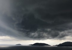 A trivial effort to improve estimates of the size of the effect of our words. (Giuseppe Suaria) Tags: golfo dei poeti palmaria lerici la spezia tino cloud storm italy