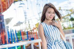 DSC_5011 (Robin Huang 35) Tags: 孫卉彤 candy 兒童新樂園 兒童樂園 遊樂園 lady girl d810 nikon