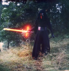 (theonlymagicleftisart) Tags: kylorencosplay cosplay forceawakens theforceawakens starwars kyloren impossibleproject polaroidweek2016 polaroidweek roidweek2016 roidweek polaroid