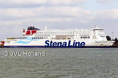 STENA HOLANDICA  161013-166-c1 ©JVL.Holland (JVL.Holland John & Vera) Tags: stenaholandica waterweg hoekvanholland scheepvaart shipping netherlands nederland europe canon jvlholland
