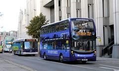 10529 SN16OMT Stagecoach Bluebird (busmanscotland) Tags: 10529 sn16omt stagecoach bluebird sn16 omt ad adl alexander dennis e40d enviro 400 mmc e400 north scotland jet 727