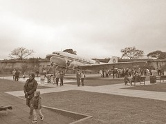 DC-3 PP - ANU (Gaspar Corrêa) Tags: varig airplane avião expirience dc3 ppanu pp anu douglinhas douglas boulevard laçador