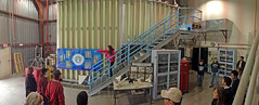 Flow Visualization Facility Panorama
