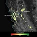 Satellite Sees Holiday Lights Brighten Cities - Southern California and the Southwest
