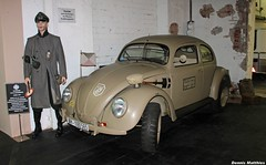 Wehrmacht Beetle (Schwanzus_Longus) Tags: vw bug germany volkswagen nazi hitler wwii beetle german e type 82 kfer type1 hamelin wehrmacht typ wagen hameln kdf kafer kaffer kommandeurwagen typ1 82e