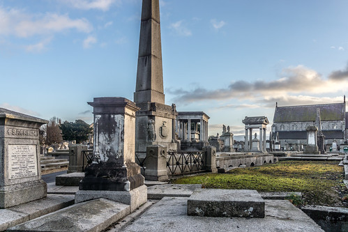 Mount Jerome Cemetery & Crematorium is situated in Harold's Cross Ref-100473