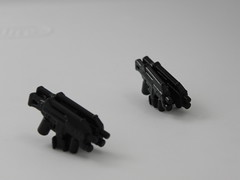 Quad XMPs (CommandoM82) Tags: lego xmp brickarms moardakka