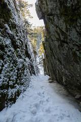 Gorge of Helvetinkolu (timohannukkala) Tags: winter snow nature finland nationalpark nikon gorge fi kansallispuisto ruovesi helvetinjrvi pirkanmaa helvetinkolu d7100
