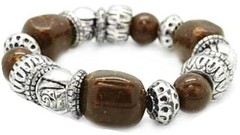 5th Avenue Brown Bracelet P9411A-4