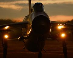 Lightning (Bernie Condon) Tags: vintage fighter military lightning preserved raf warplane bac interceptor englishelectric bruntingthorpe